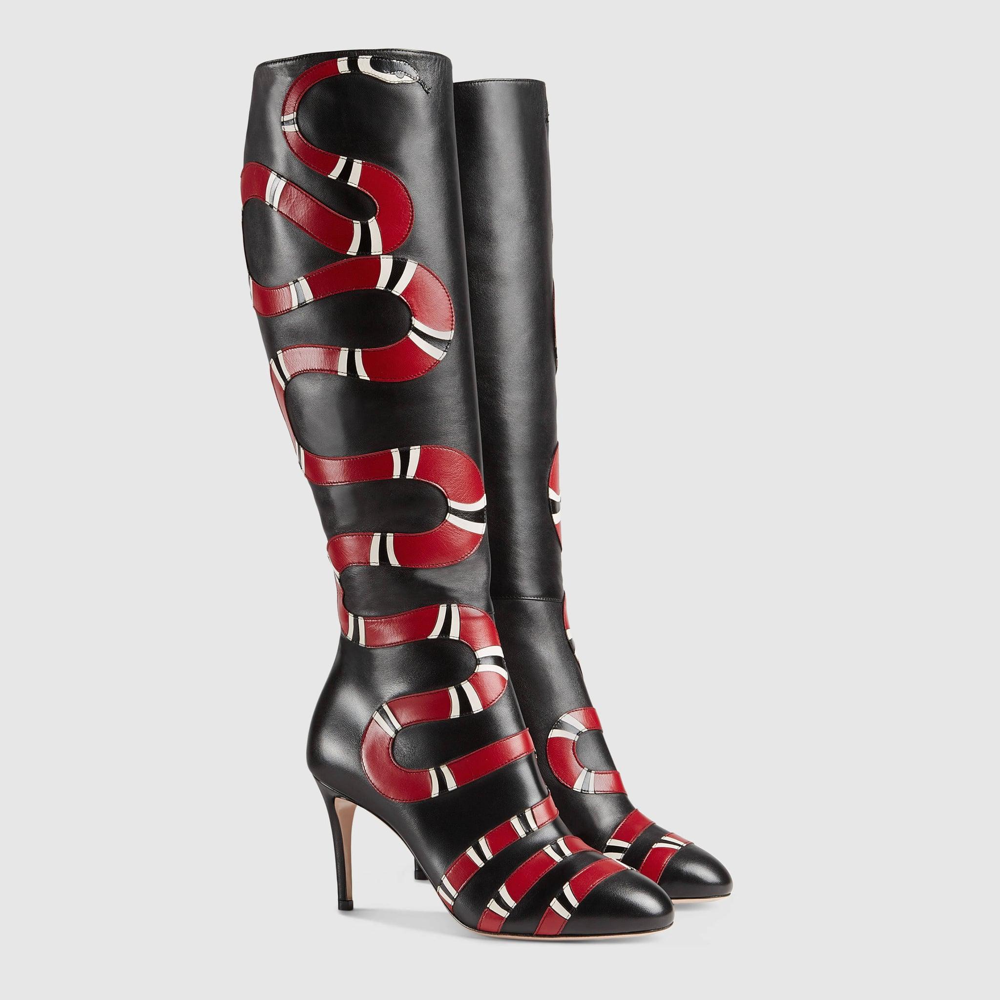 3942b28b6311f Taylor s Exact Gucci Boots