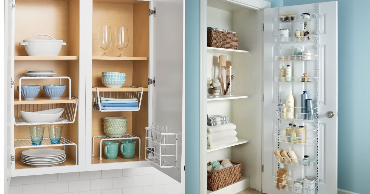 15 Genius Home Organizers We Didn't Know We Were Missing From Our Lives