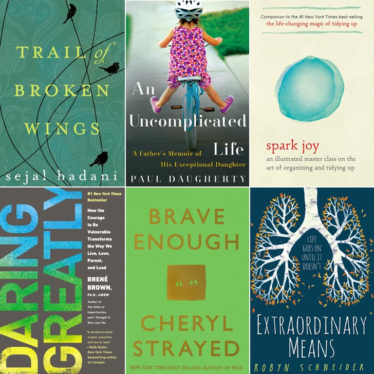Inspiring Books For 2016