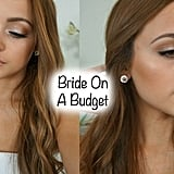 Drugstore Bridal Makeup Using Affordable Brushes