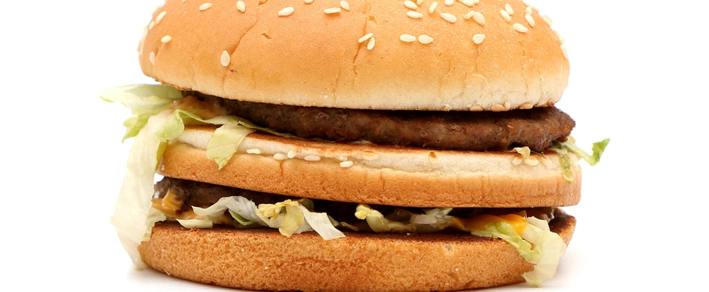 What a Big Mac Does to Your Brain and Body After Eating
