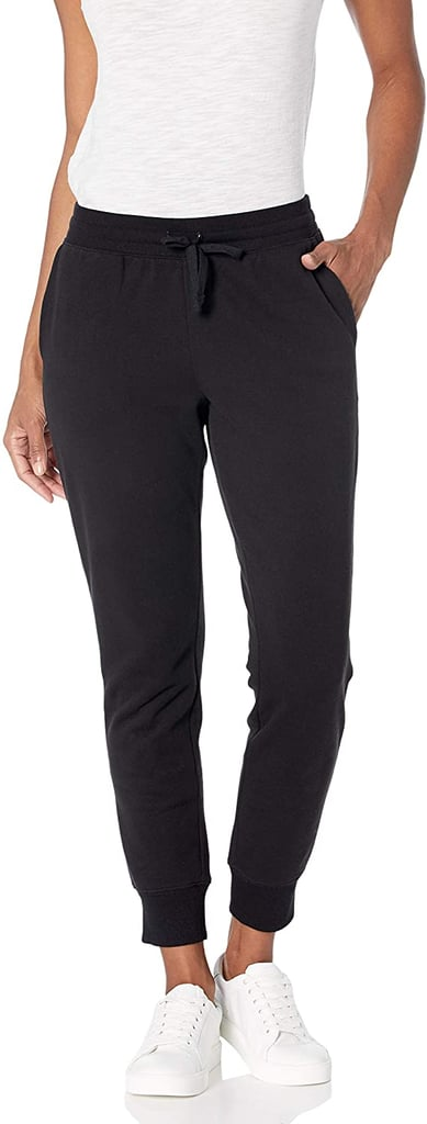 Amazon Essentials Relaxed Fit French Terry Fleece Jogger Sweatpants