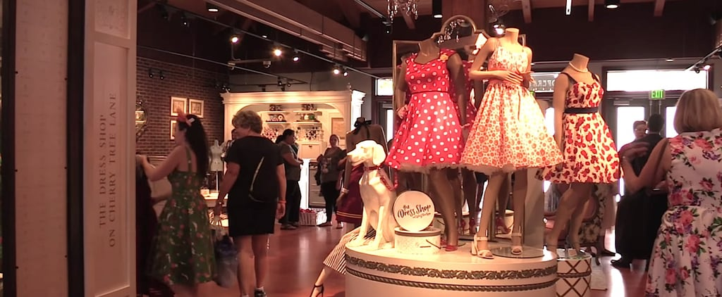 This New Dress Shop in Walt Disney World Is a Disneybounding Dream!