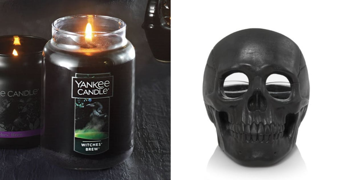 Yankee Candle's 2020 Halloween Collection Includes Skeleton Hands and Spooky Scents