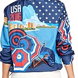 Ralph Lauren Team USA Printed Windbreaker ($298)