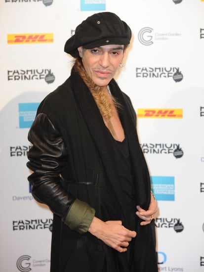 John Galliano To Stand Trial in Paris, Hadn't Finished Fall 2011 Dior Collection