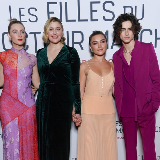 See Photos of the Little Women Premiere in Paris