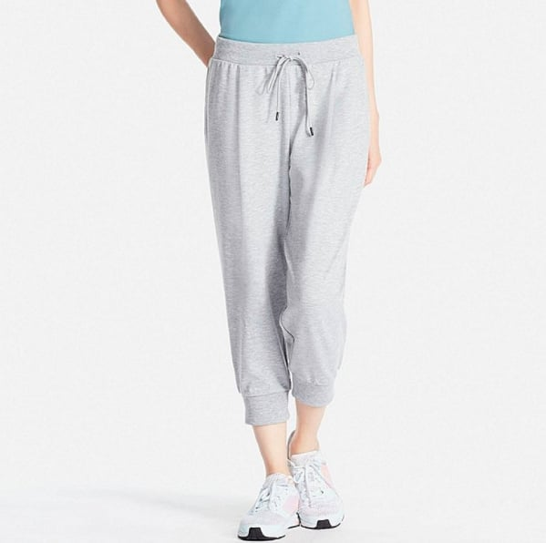 Airism Stretch Cropped Pants