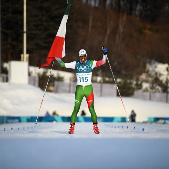 Mexican Skier Finishes Last in 2018 Winter Olympics