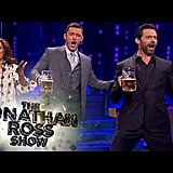 Gaston Sing-Off on The Jonathan Ross Show