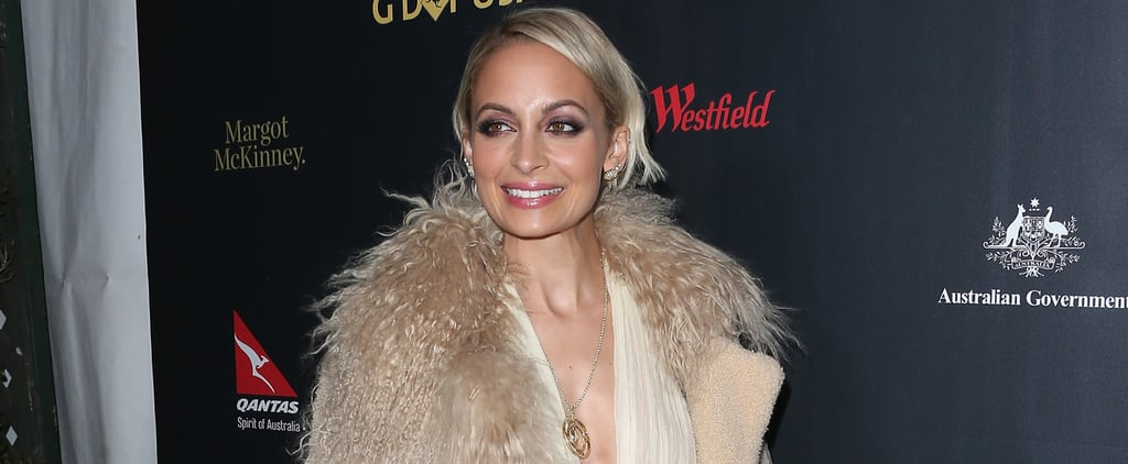 Nicole Richie Just Nailed An All-Neutral Look at the G'Day USA Gala