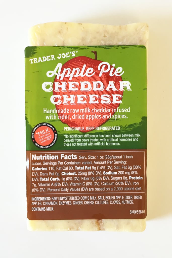 Pass: Apple Pie Cheddar Cheese ( $5)