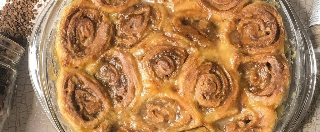 Chrissy Teigen's Cardamom Coffee Buns Recipe