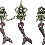 Dead Sea Mermaid Yoga Skeletons