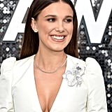 Millie Bobby Brown at the 2020 SAG Awards