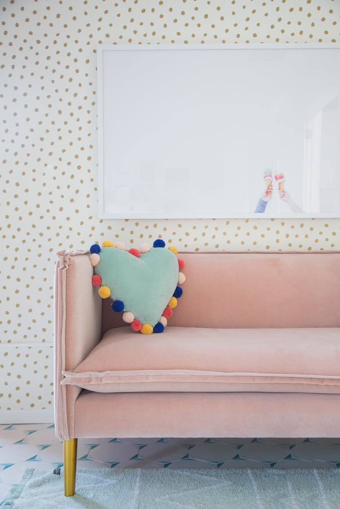 French Seam Settee ($1,100) | Oh Joy! For Target Fall 2017