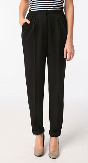 Pleated Pants, approx $80, Fletcher by Lyell from Urban Outfitters