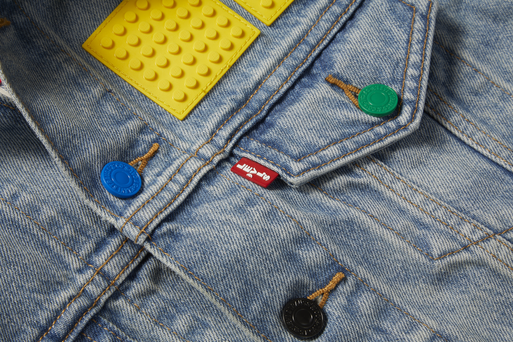 Levi's x Lego Collection