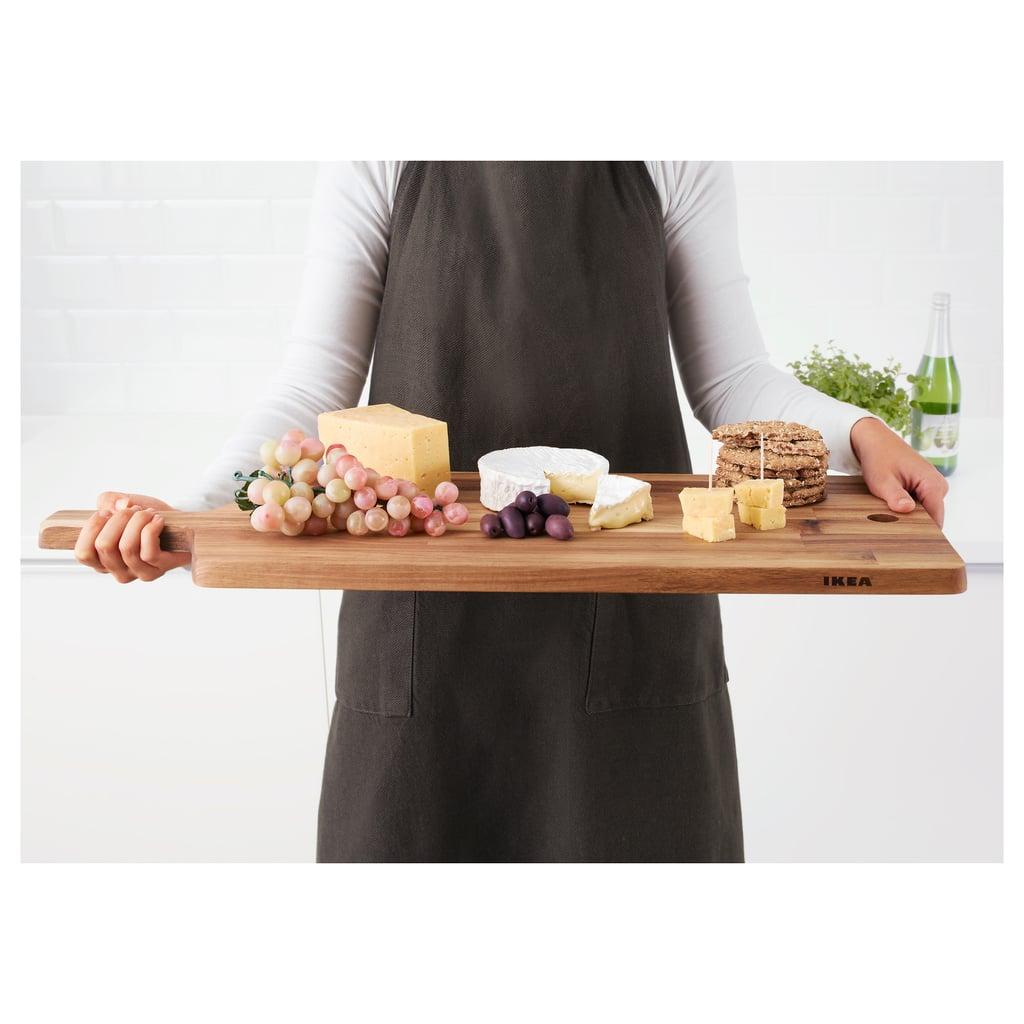 An Earthy Chopping Board