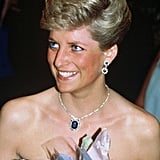 Princess Diana's Pixie With a Side Part in 1988