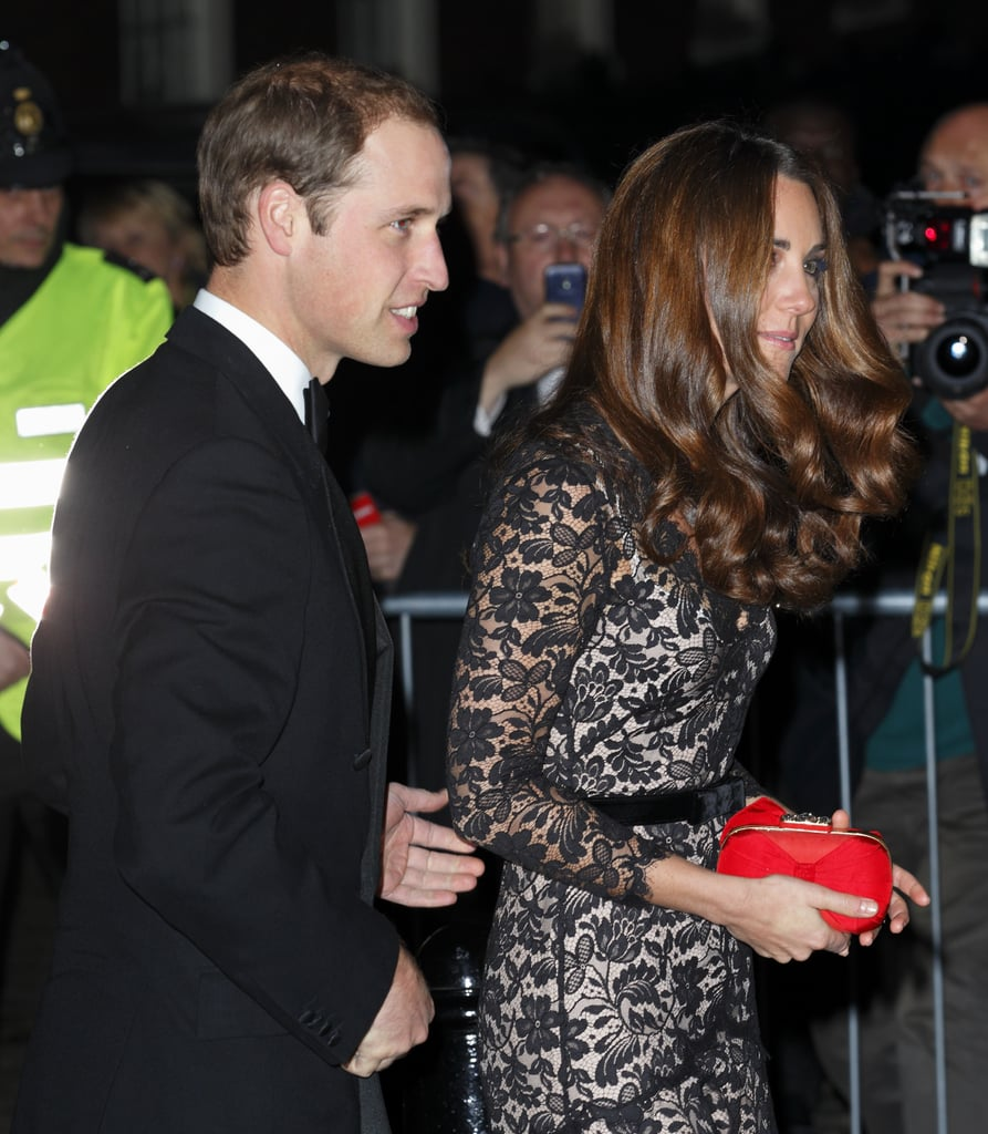 In November, Prince William and Kate Middleton attended a gala dinner in support of the University of St. Andrews's 600th anniversary.