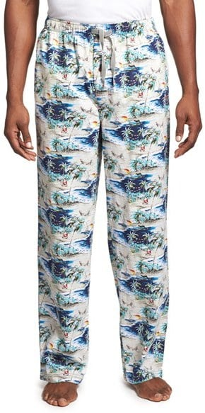 Surf Santa Cotton Lounge Pants