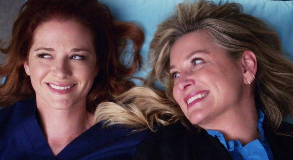 Greys Anatomy Arizona And April Gifs Popsugar Entertainment