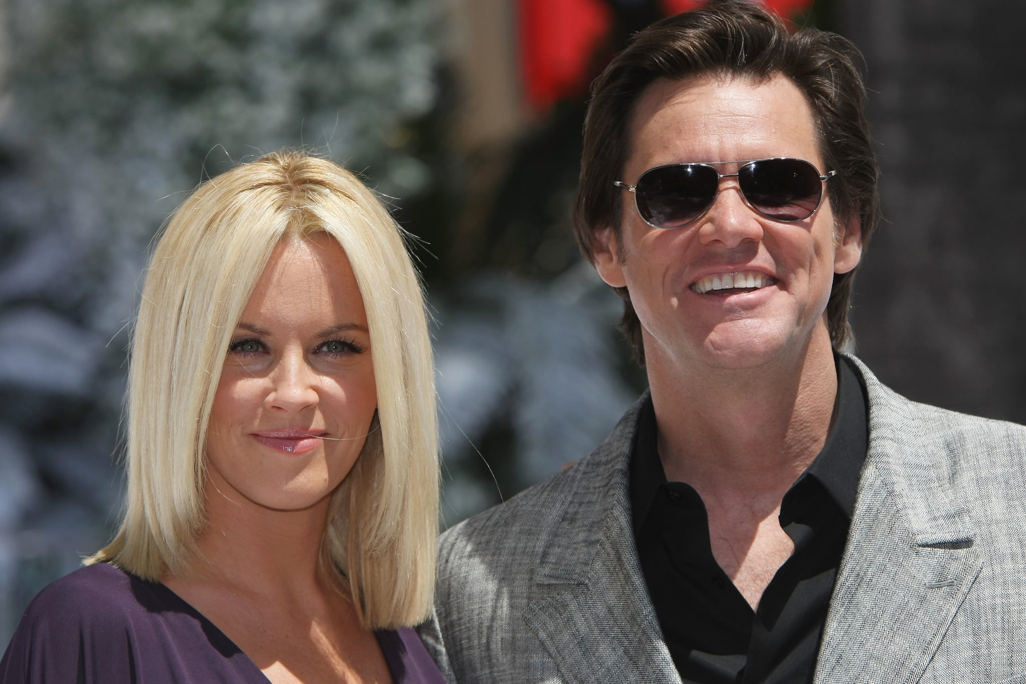 Jenny McCarthy and Jim Carrey in 2009