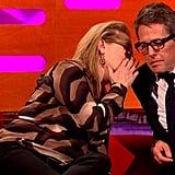 Meryl Streep Leaves Hugh Grant Speechless