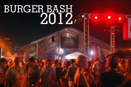 Rachael Ray's Burger Bash South Beach 2012