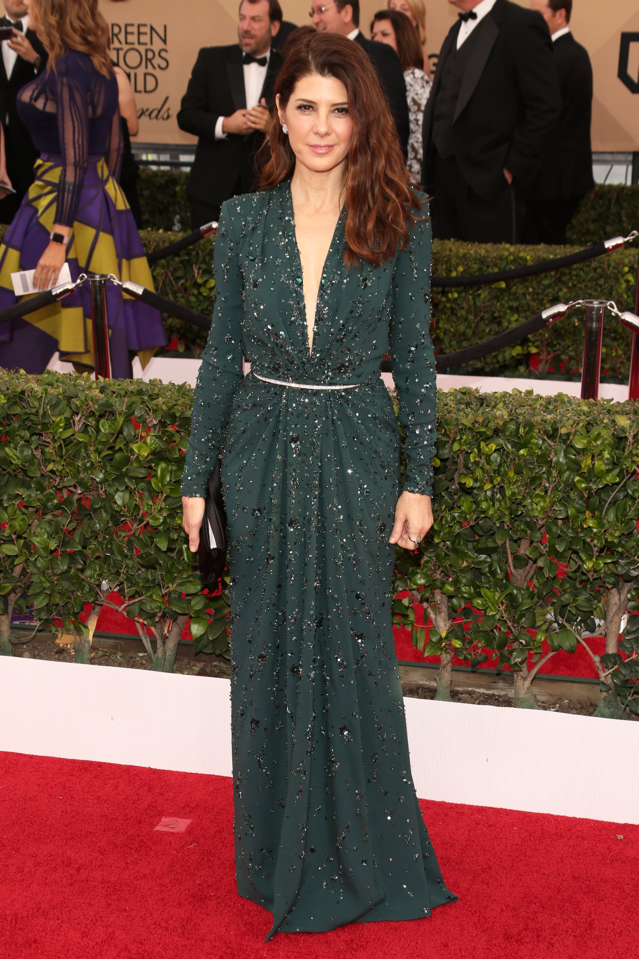 Marisa Tomei | All the Sexy, Stunning SAG Looks You Don't ...