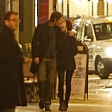 In November, Kirsten Dunst and Garrett Hedlund only had eyes for each other during a late stroll in London.