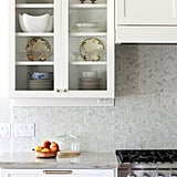 Install a Vertical Backsplash