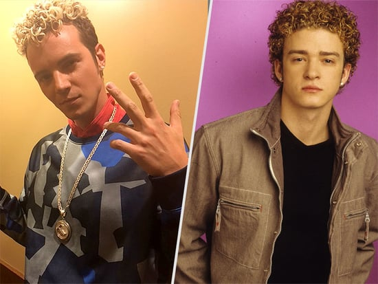 The Britney Spears Lifetime Biopic Has Its Cast: See Nathan Keyes in Costume as Justin Timberlake
