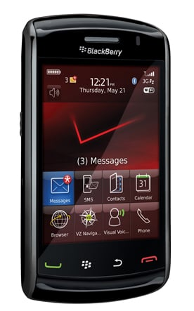 The BlackBerry Storm2 Is Official —Coming This Wednesday