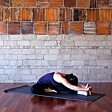 Head-to-Knee Pose A