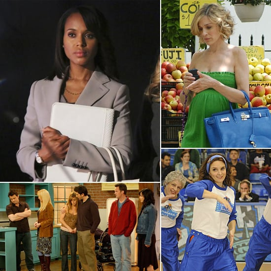 28 Ways TV Shows Bared or Covered Pregnant Bellies