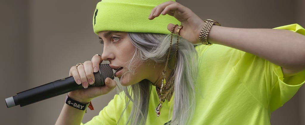 Billie Eilish Revealed Why She Wears Baggy Clothes