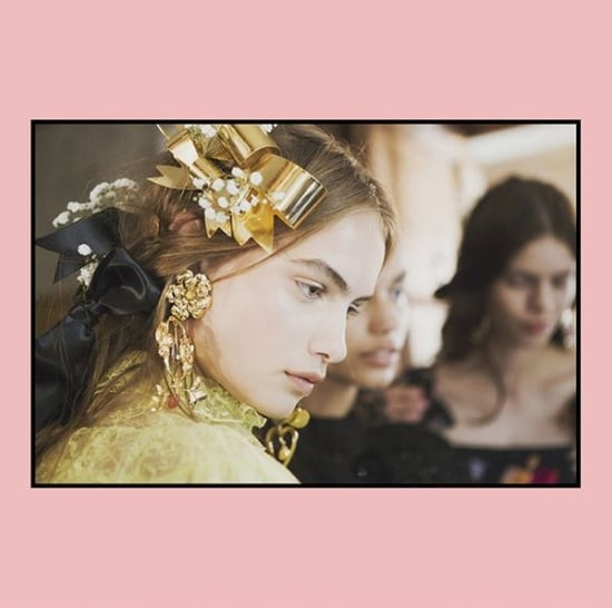 Paris Couture Fashion Week 2017 Beauty