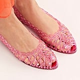 Free People Kelly Jelly Flats