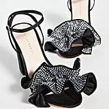 Loeffler Randall Savannah Ruffle Heels