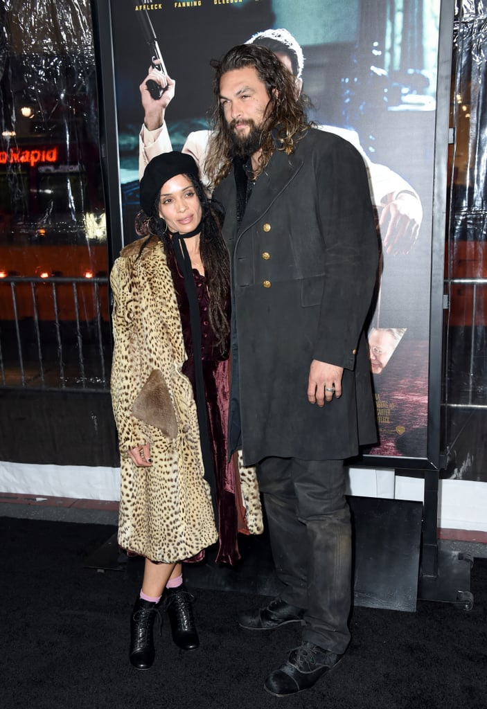Jason Momoa and Lisa Bonet Make Their First Red Carpet Appearance in Over a Year