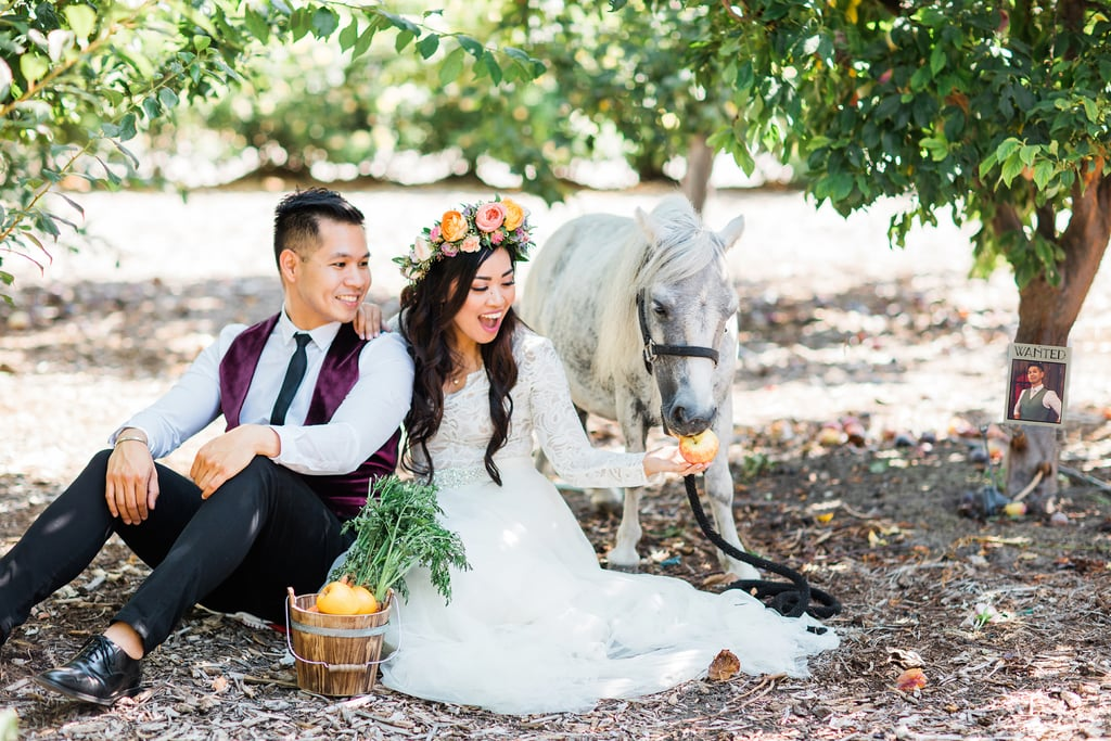 Tangled Engagement Shoot