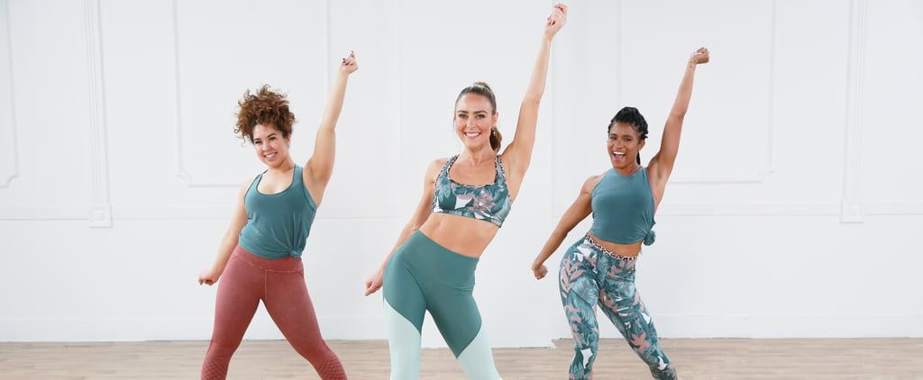 30-Minute Cardio Dance and Barre Toning Workout