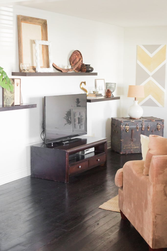 Don T Design Around The Television How To Redecorate