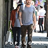 Brian Austin Green led the way for Megan Fox.
