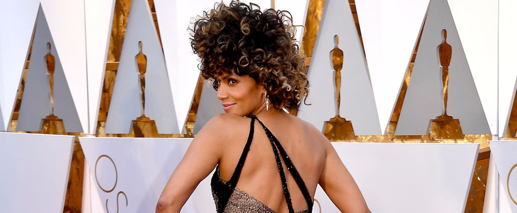 Halle Berry Almost Wore This Ridiculously Sexy Dress to the Oscars