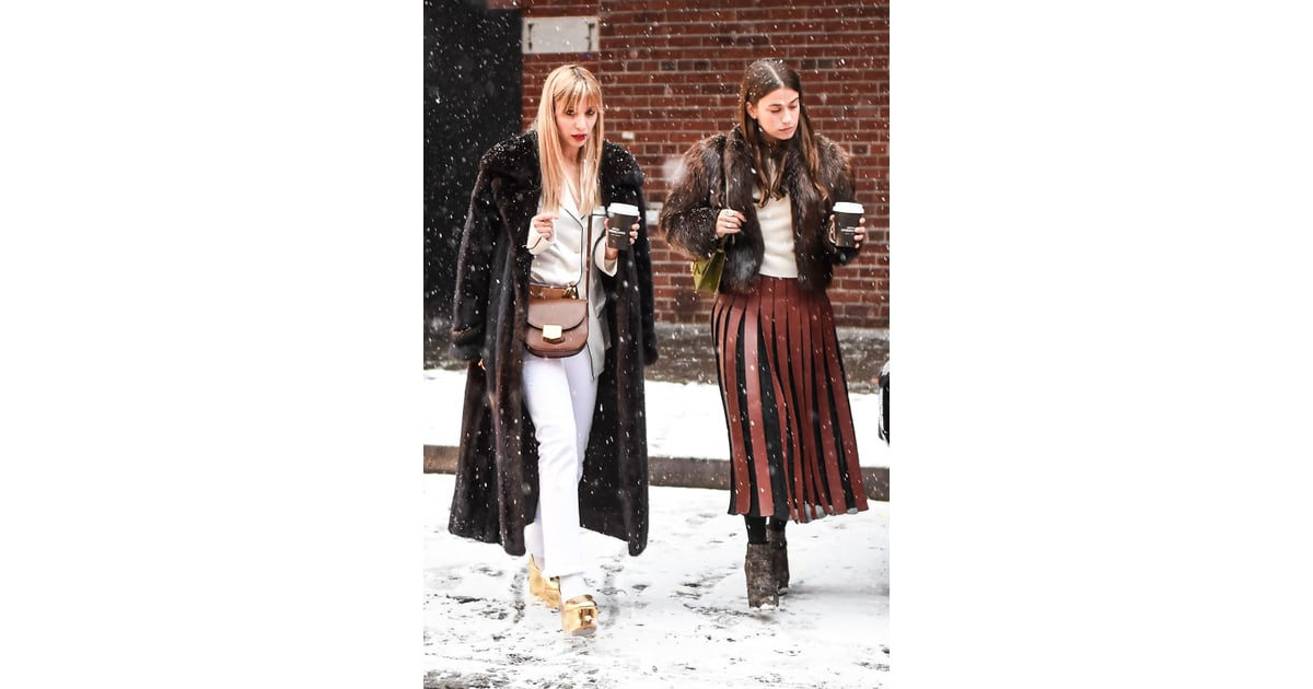 New York Fashion Week Fall 2016 Best Street Style 2016 Popsugar Fashion Photo 65