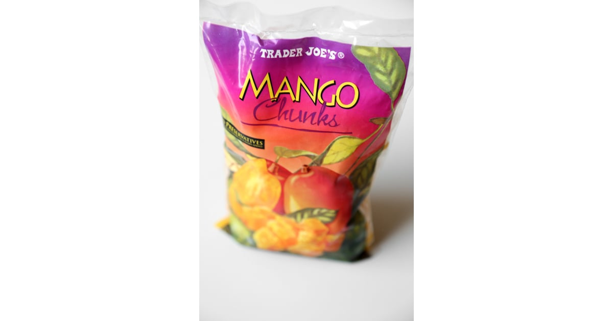 Frozen Mango Chunks ($3) | The Best Products From Trader ...