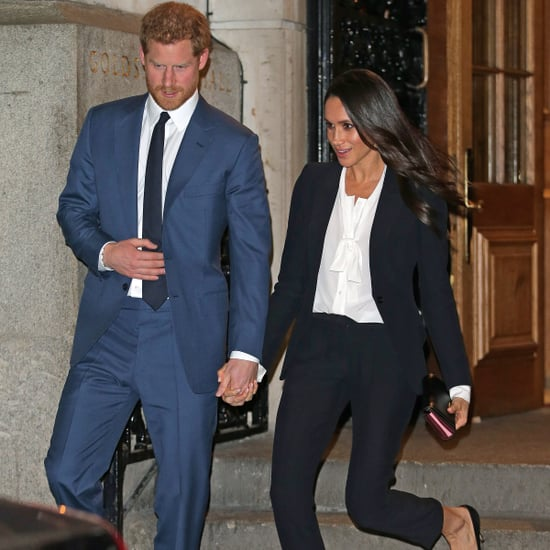 Royals Wearing Pantsuits
